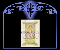 Renaissance Tarot Deck & Book Set