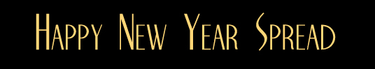 Happy New Year Spread