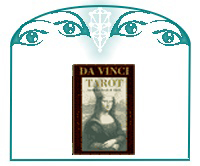 Da Vinci Tarot Deck & Book Set